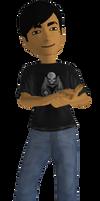 My Xbox Live Avatar by Brebenel-Silviu