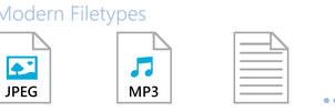 Modern Filetypes [W.I.P.] by Brebenel-Silviu