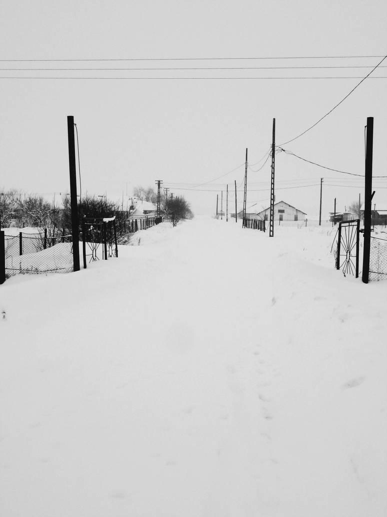 One Way by Brebenel-Silviu