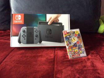 Birthday Boy's Nintendo Switch by RXDiaz7