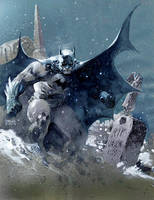 BatmanHUSH_by JimLee by anonymous1310