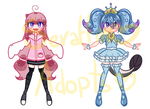 Monster Girls Adopts (SET PRICE OPEN 1/2) by Seraffin