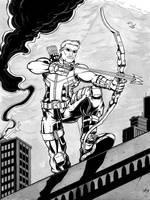 Hawkeye by The-Standard