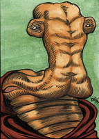 Momaw Nadon Sketchcard by The-Standard
