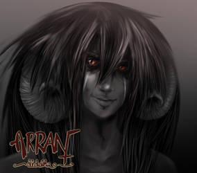 Arran-portrait by Diddha