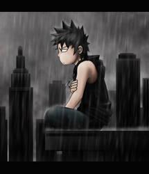 Shi in the storm by drickenin