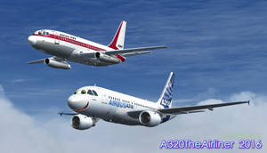 Birthday Special - My two old Friends! by A320TheAirliner