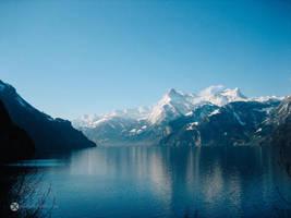 Ze Alps | Switzerland by JasonKoons