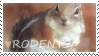 Rodents by stamp-animalia