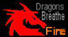 Dragons breathe...what? by WOLFIEweasel