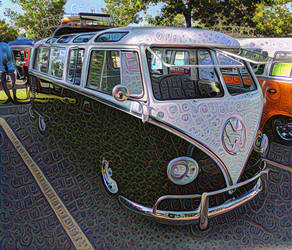 Hippie Bus by jost1