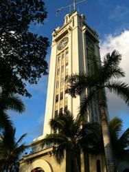 Aloha tower by afgforce
