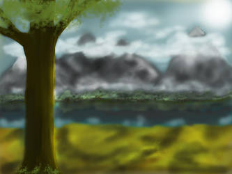 Scene-1 by SoniOnna