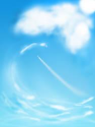 Sky-1 by SoniOnna