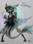 Spaniel fusion final design (updated info below) by SpasDragonStudios