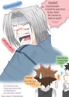 KHR: Oh noes, Tenth by Kuu-chan