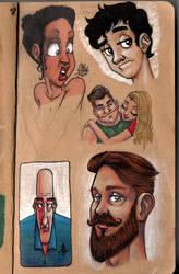 Sketch 09 by renanleema