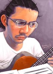 Edson by renanleema