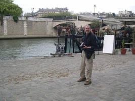 Bill in Paris by numapompilius