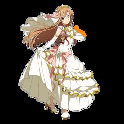 Asuna Yuuki (Render #4) by Namyle