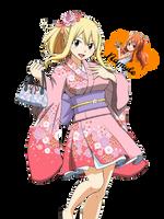 Lucy Heartfilia (Render #10) by Namyle