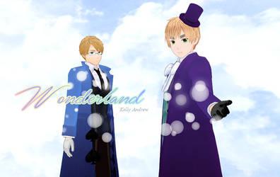 Wonderland by Shinigami-Spartan