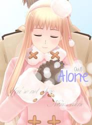 Alone by Shinigami-Spartan
