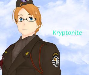 Kryptonite by Shinigami-Spartan