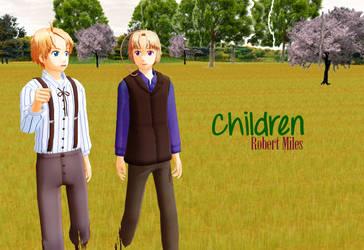 Children by Shinigami-Spartan