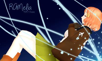 RAMelia by Shinigami-Spartan