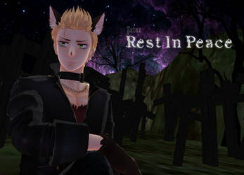 Rest In Peace by Shinigami-Spartan