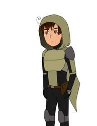 Hunter Romano by Shinigami-Spartan