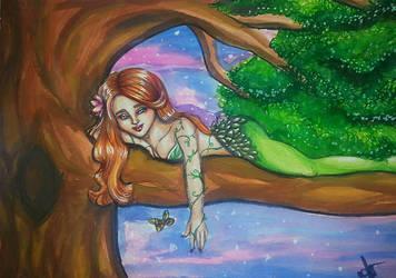Poison Ivy by AmandaVi