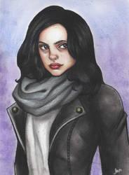 Jess Jones by AmandaVi
