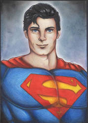 Superman by AmandaVi