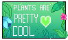 Plants Stamp by ClockwiseSarcasm