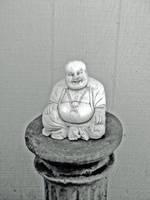 Buddha by ClickyPenPixieOfDoom