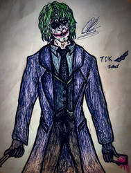 (old) TDK Joker by cOmicBrooks