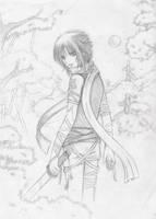 Assassin in the dark by Lasaro