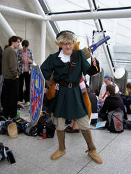 Actual Link Cosplay 1 by Gargravarr2112