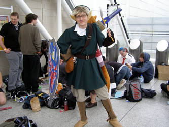 Actual Link Cosplay 2 by Gargravarr2112