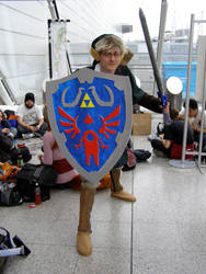 Actual Link Cosplay 3 by Gargravarr2112