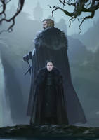 House Mormont by Drawslave
