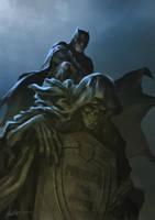 Vigilante by Drawslave