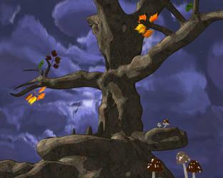 Hallows Tree by StaleFlesh