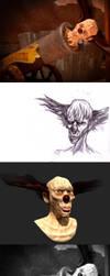 Human Canibal Original concept by StaleFlesh