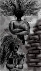 Scream Alone Tonight by StaleFlesh