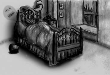 Go Back To Sleep by StaleFlesh
