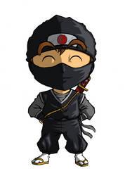 Ninja shinobi by Daivictor