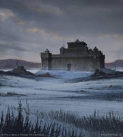 FFG: Game of Thrones - The Dreadfort by Hieronymus7Z